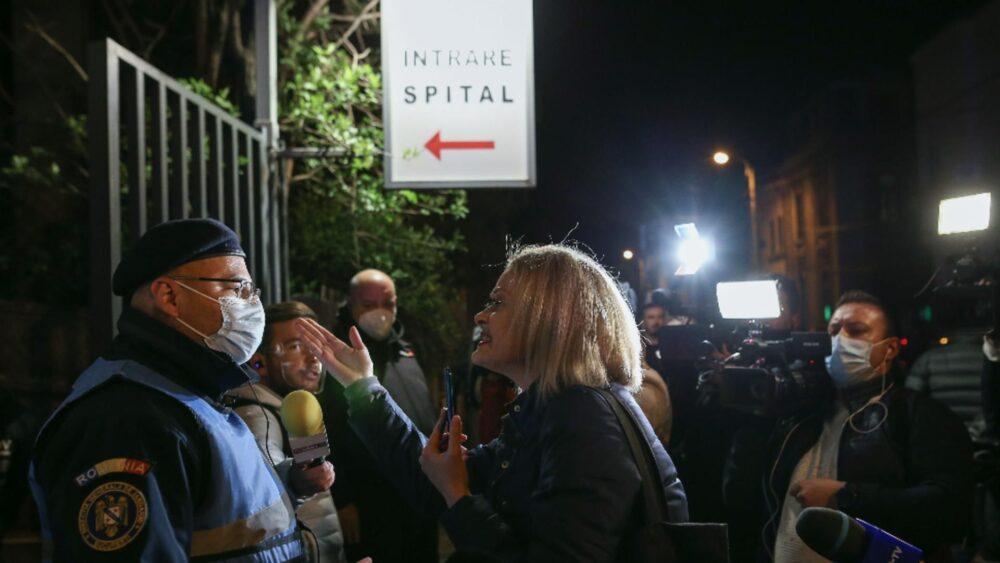 Ordinul de evacuare a spitalului Foișor a fost semnat de Raed Arafat și avizat de Vlad Voiculescu