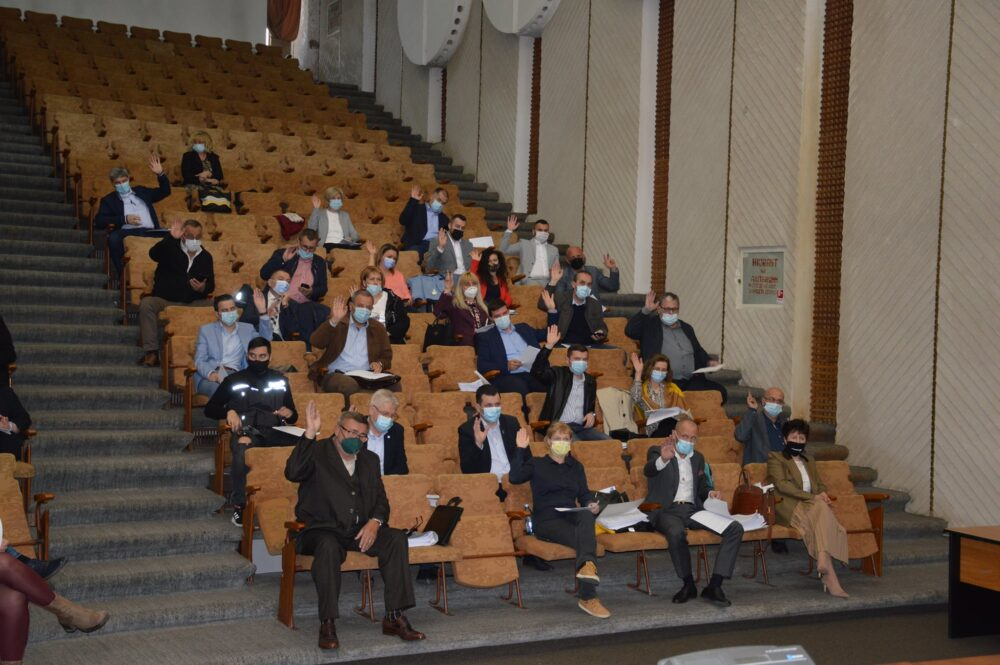 S-a votat bugetul judetului Satu Mare. Citeste detalii