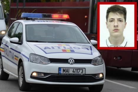 Tânăr dispărut de acasă. Familia și Poliția îl cauta peste tot (Foto)