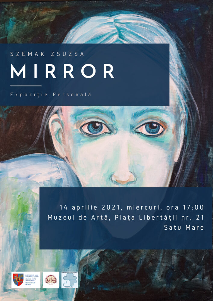 MIRROR – expoziție personală Szemak Zsuzsa