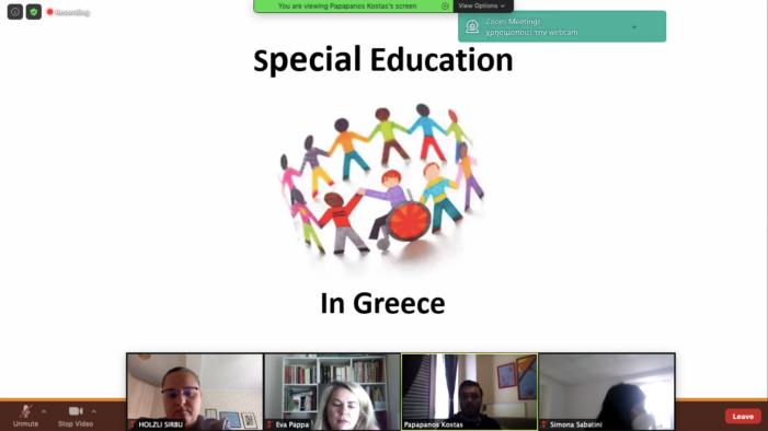 Liceeni din Satu Mare, implicați într-un proiect cu grecii