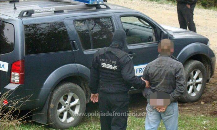 Barbat arestat la Petea. A vrut sa fuga de puscarie