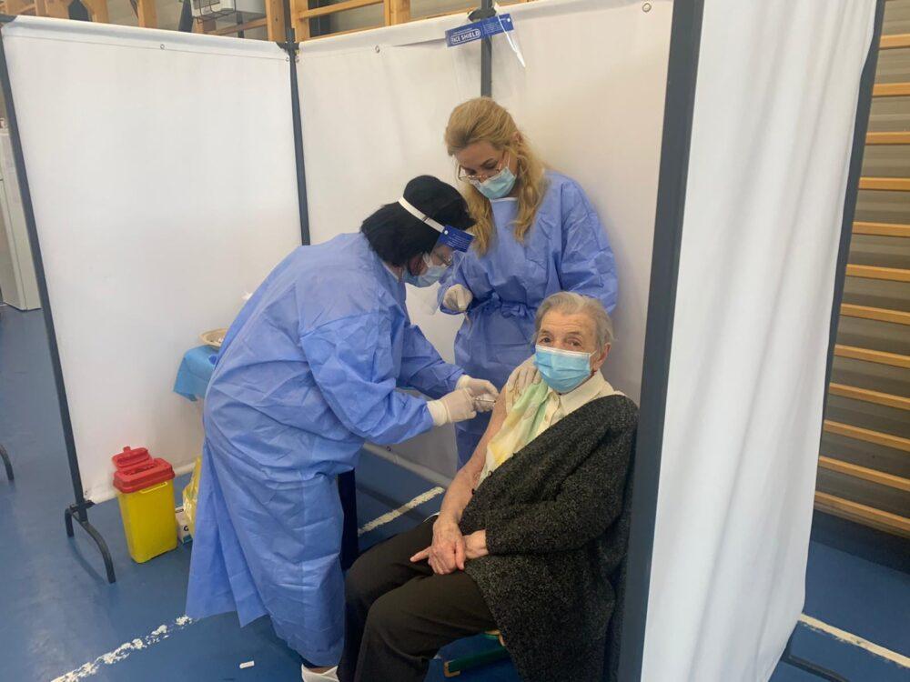 Trei fluxuri suplimentare de vaccinare, începând de astăzi