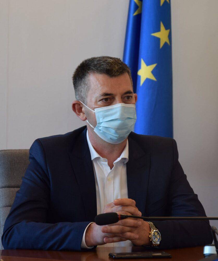 Cosmin Dorle, numit secretar general al Instituției Prefectului Satu Mare