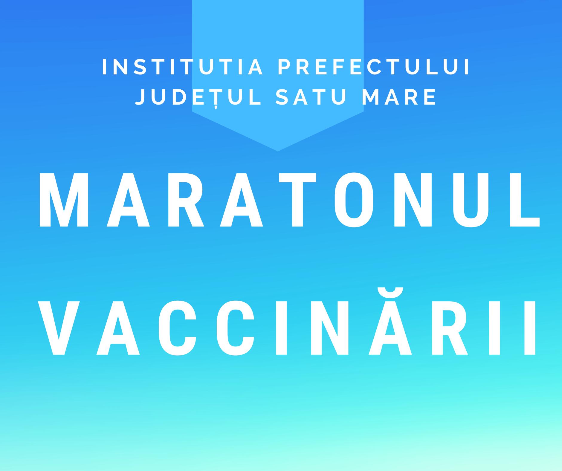 Maraton de vaccinare in parcarea mall-ului