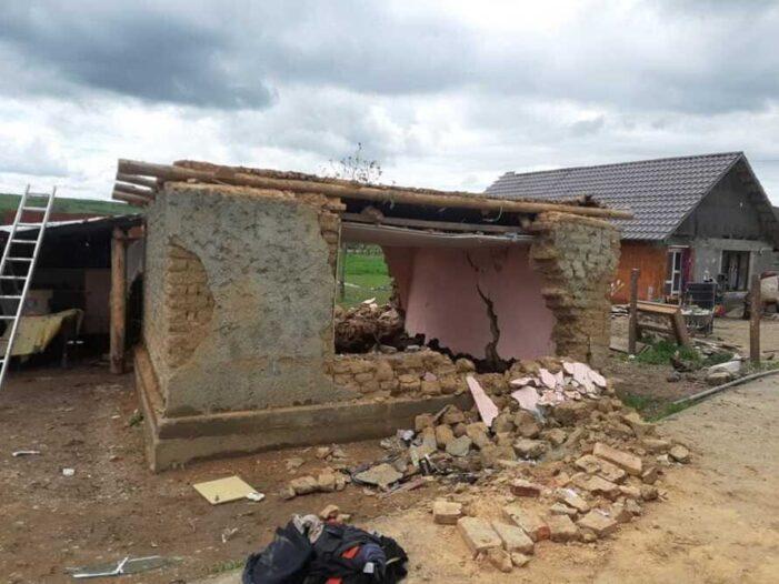 Episcopia Maramureșului va construi case pentru victimele inundațiilor din județul Satu Mare