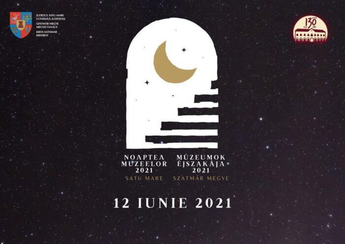 Noaptea Muzeelor, in 12 iunie, in Romania