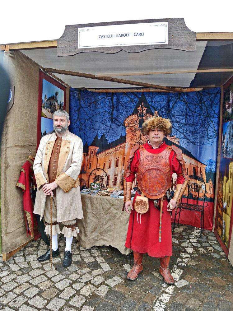 Castelul Károlyi promovat la cea de-a 6-a ediție a Târgului European al Castelelor (Foto)
