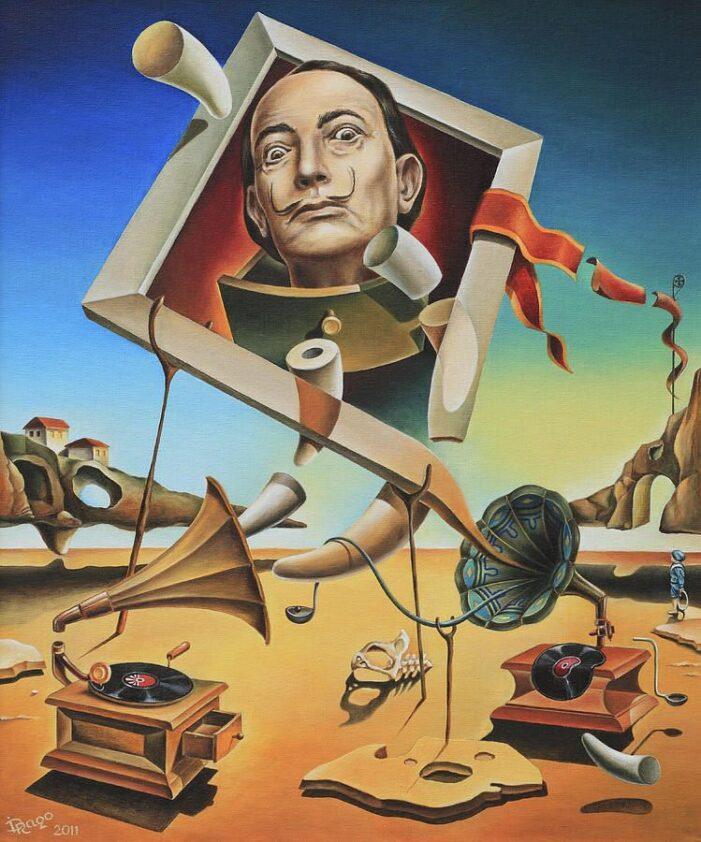 Inedit ! Lucrarile lui Salvador Dali, expuse in judet !