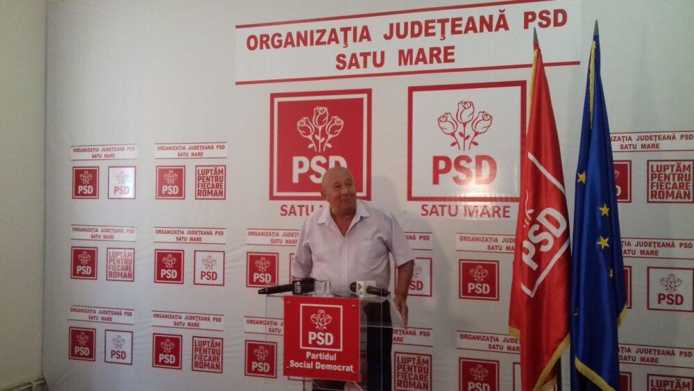 """Dorel Coica: """"As face un apel la toți membrii care au plecat din anumite motive din PSD sa se întoarcă in partid"""""""