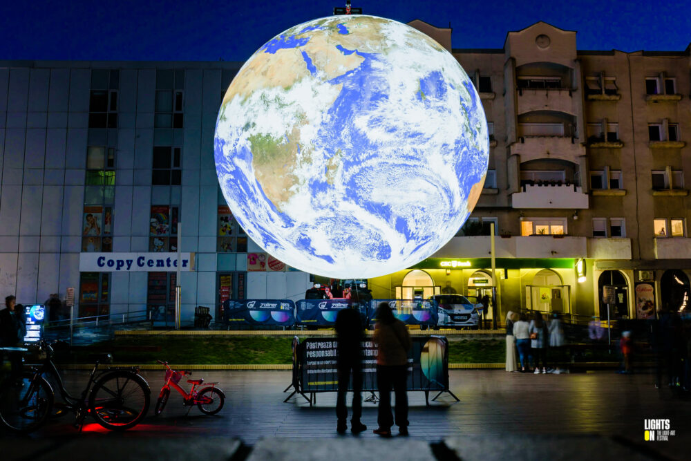 Gaia va mai așteaptă pana duminica seara în Centrul Nou