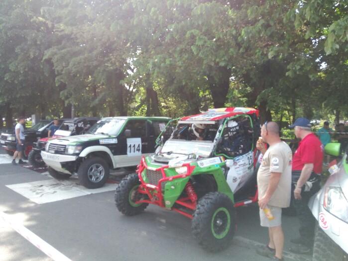 Campionat Național de Rally Raid la Satu Mare. Programul oficial