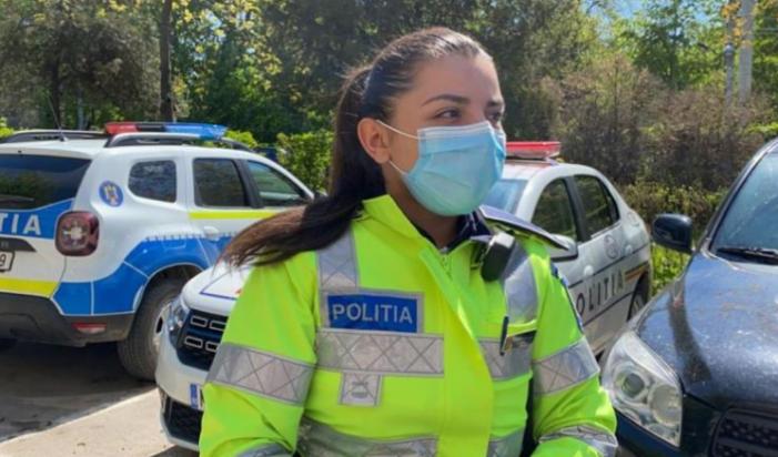 Fetița sechestrata de propriul tata, salvată de o polițista. Ce a facut ?