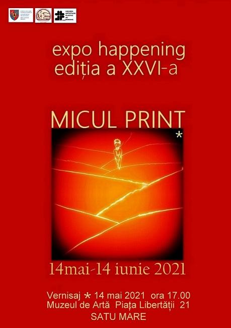 """""""Micul Print"""" face un mic popas la Muzeul de Arta"""