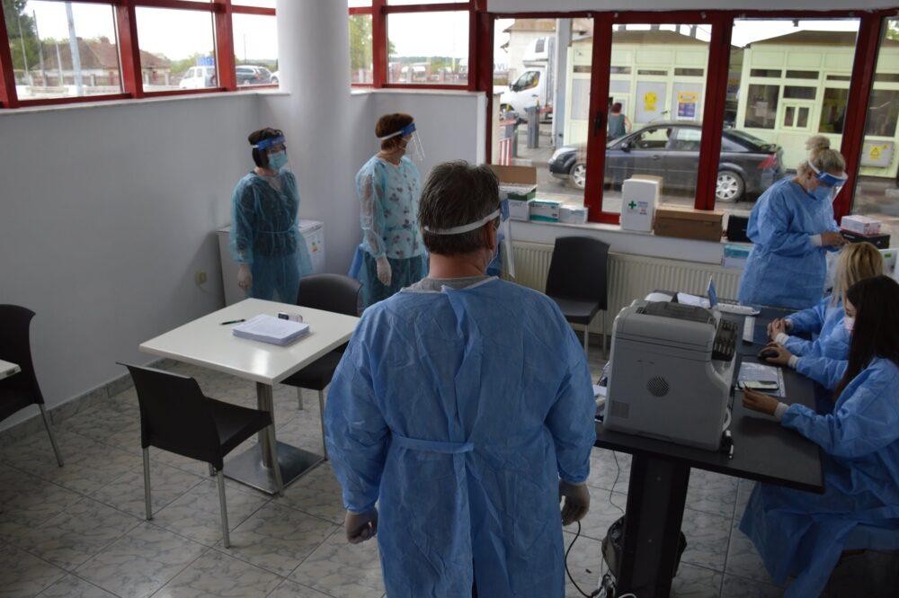 S-a deschis centrul de vaccinare din Vama Petea