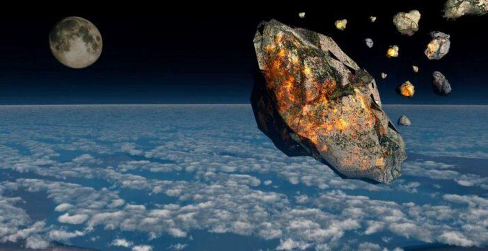 Un asteroid va trece pe lângă Pământ pe 1 iunie