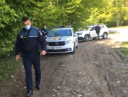 Bărbatul din Bihor care şi-a împuşcat în cap partenerul de vanatoare a fost plasat sub control judiciar
