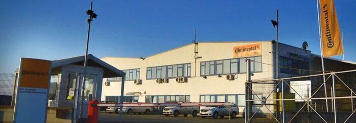 Activitatea fabricii Continental din Nadab va fi transferata la Carei