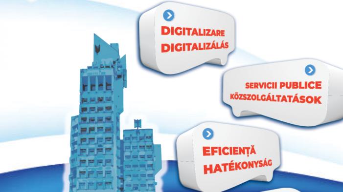 Primaria Satu Mare digitalizeaza serviciile publice