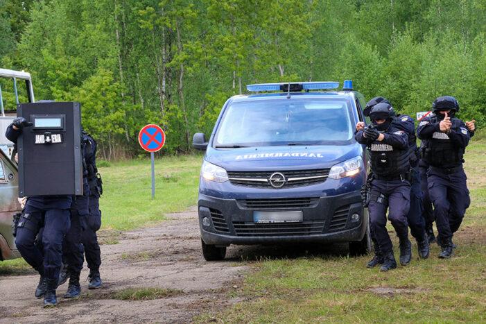 Dezvoltarea cooperării forțelor de ordine publică o prioritate pentru Jandarmeria sătmăreană