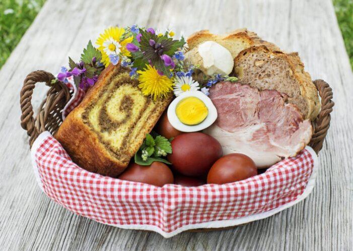 Ce trebuie să faci dacă ai mâncat prea mult de Paște ?
