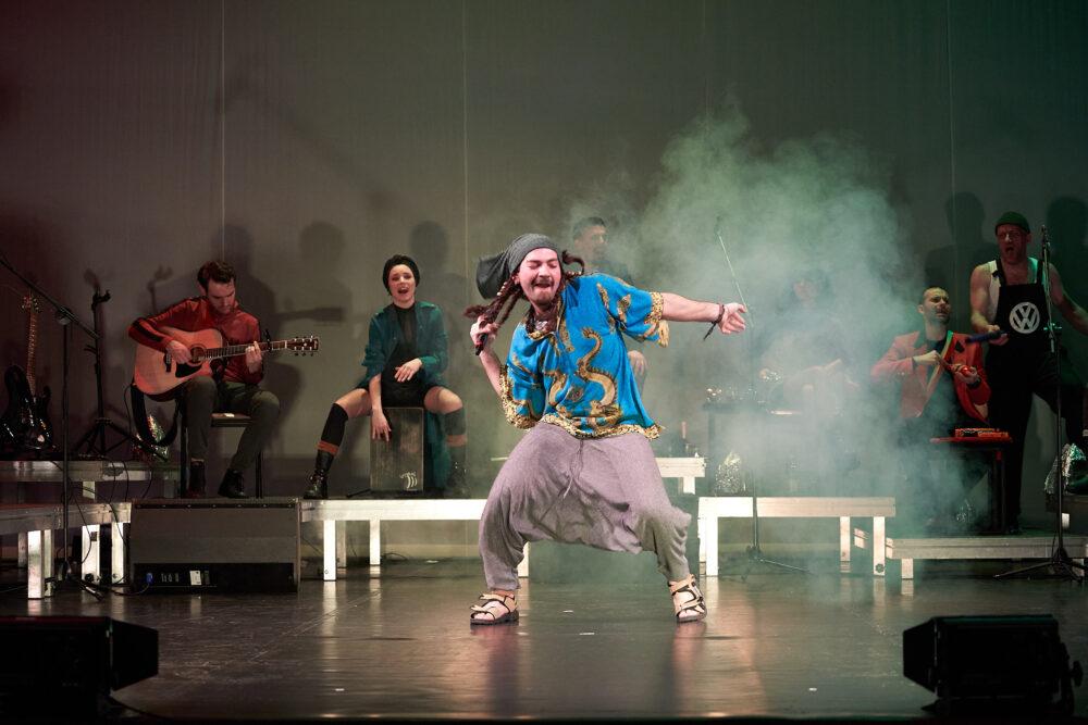 Spectacole de neratat pe scena Teatrului de Nord