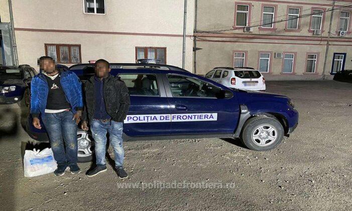 Un camerunez si un senegalez, prinsi la Oar (Foto)