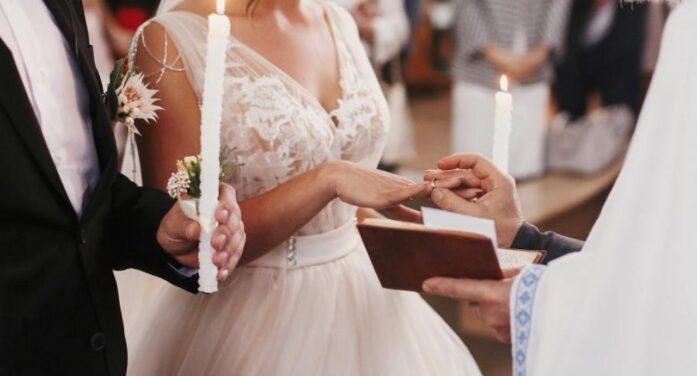 Nunți și botezuri doar cu certificat de vaccinare pentru invitați