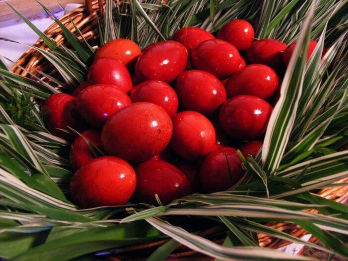 Ouăle de Paşte. Semnificație și obiceiuri