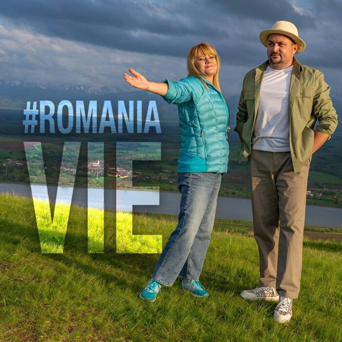 """Campania """"România Vie"""", lansata de un careian, în 7 tari est-europene ! (Video)"""