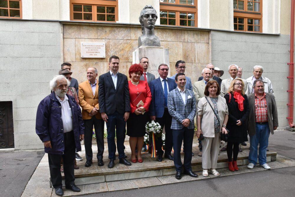 Mihai Eminescu – omagiat la Satu Mare în 15 iunie