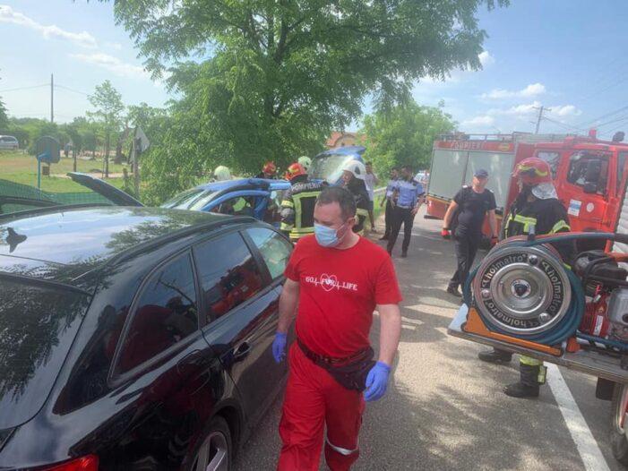 Ce spune Politia despre accidentul din Viile Satu Mare ? (Foto)