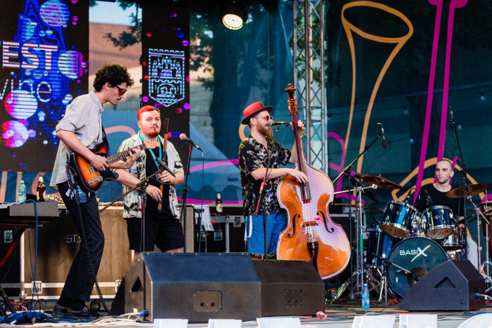 Samfest Jazz and Wine a devenit atracția turiștilor din regiune ! (Foto)