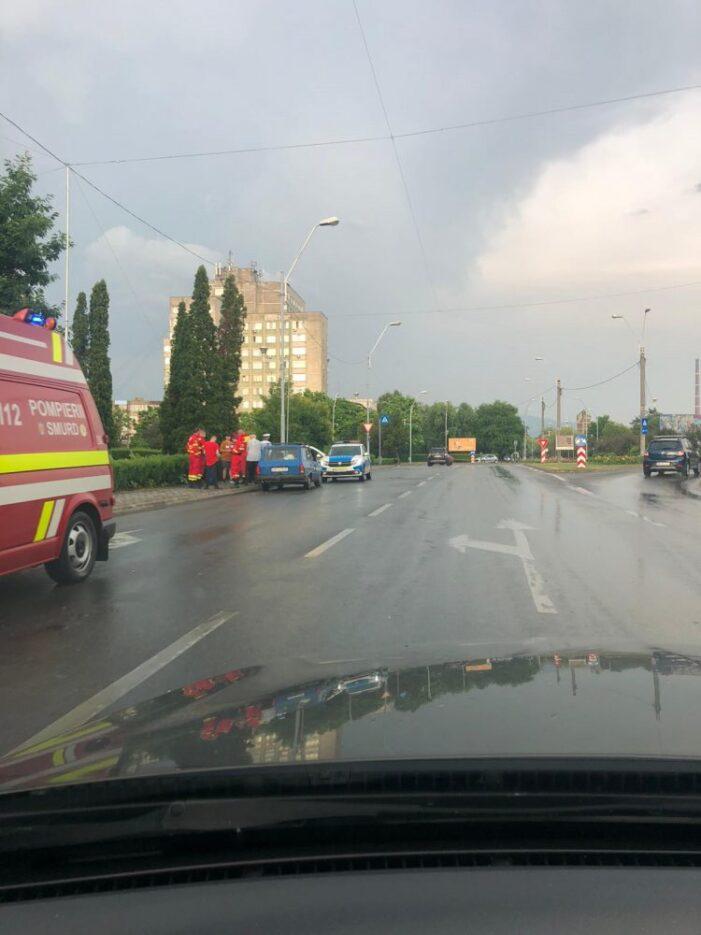 Vremea rea a paralizat municipiul Baia Mare (Video)