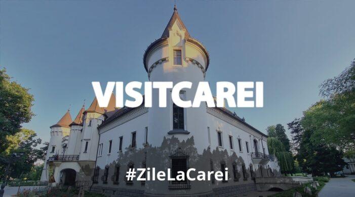 """Campania """"ZileLaCarei"""". Gratuități pentru turiștii care vizitează orașul"""