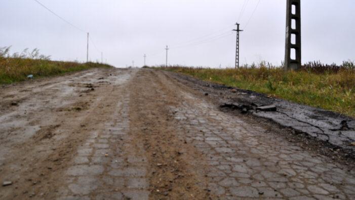 Drumurile comunale finantate de la buget