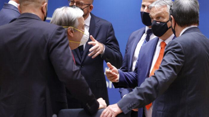 Liderii UE l-au criticat dur pe Viktor Orban din cauza legii care interzice promovarea homosexualității