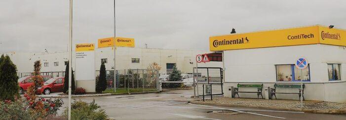 Continental închide o fabrică din România. Peste 300 de angajați vor fi afectați