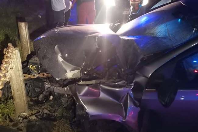 Accident cumplit ! Un tanar de 22 de ani a murit ! (Foto)