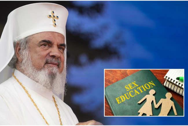 Patriarhia, despre educația sexuală în școli: Este în contradicție cu scopul real al educației