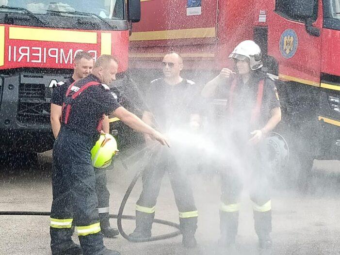 Recomandarile pompierilor pentru zilele caniculare
