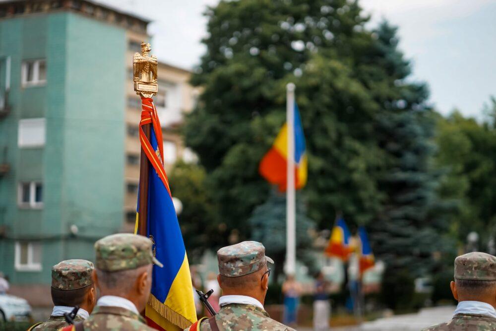 Azi e Ziua Imnului National. Ceremonia de la Satu Mare (Foto)