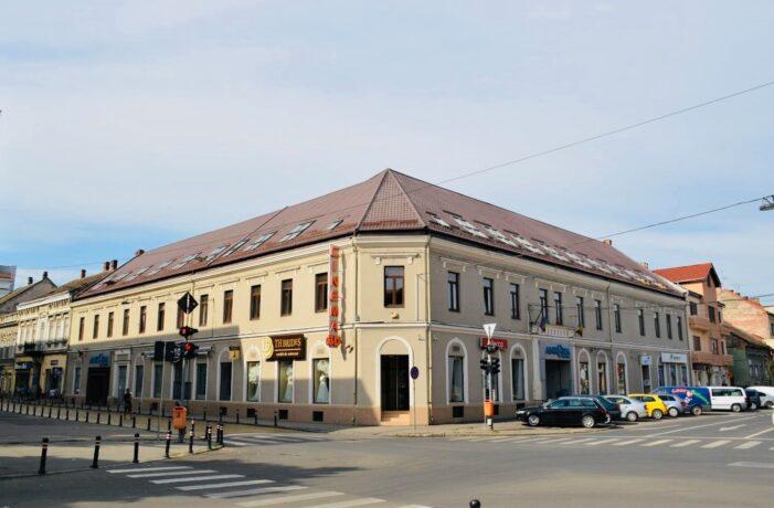 """Se pregătește """"noua casa"""" pentru Biblioteca Judeteana (Foto)"""