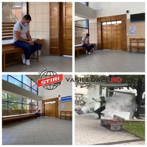 Soferul care a nenorocit tinerii, in statia de langa Vivo Mall, arestat preventiv (Video)
