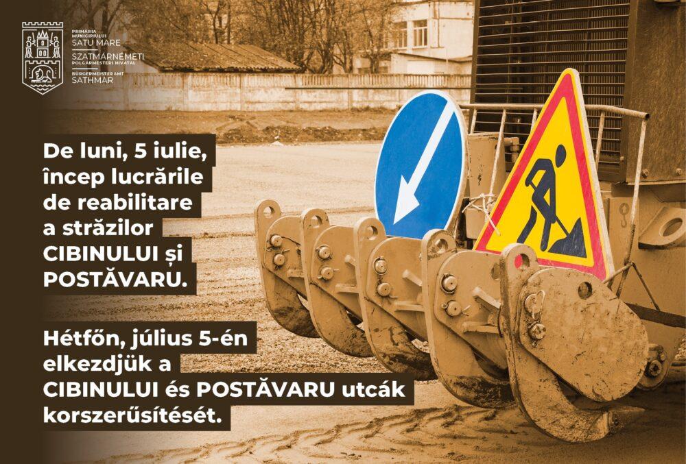 Restrictii de circulatie. Vezi unde (Foto)