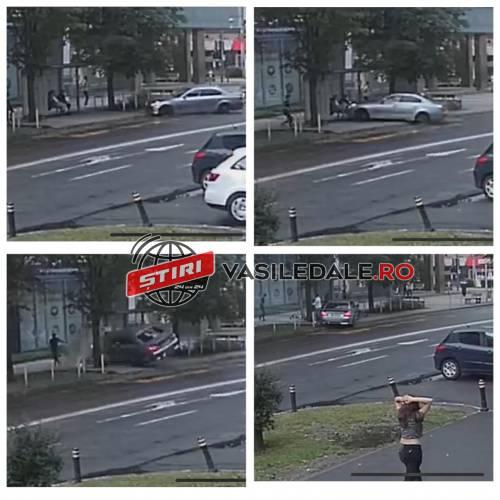 Șoferul care a nenorocit cei doi tineri din Baia Mare, cercetat în libertate (Foto&video)