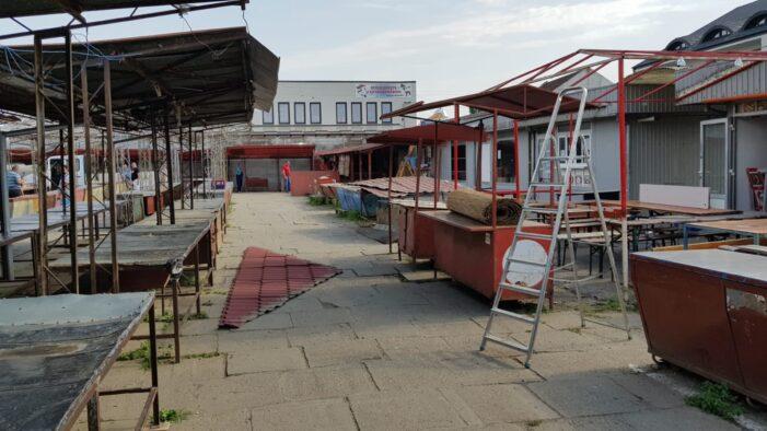 Piata de Vechituri din Satu Mare se inchide temporar