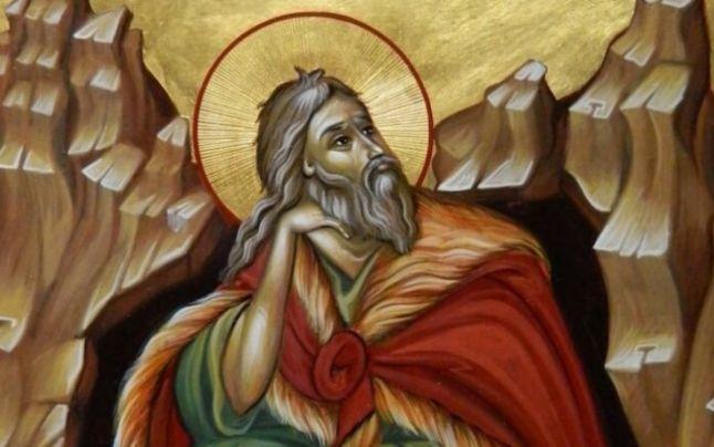 Credinciosii ortodocsi il sarbatoresc azi pe Sfantul Ilie