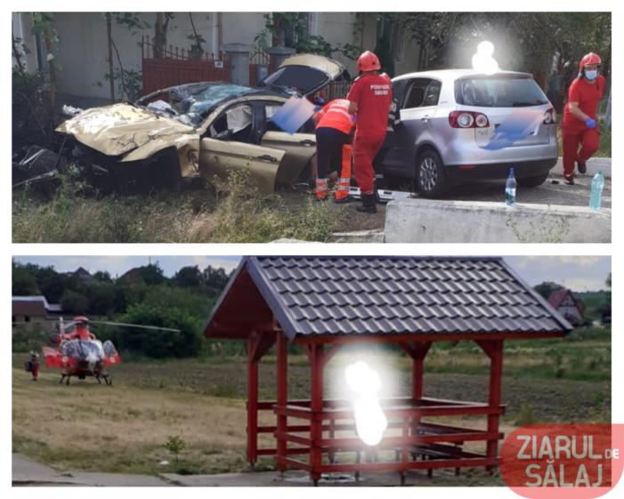 Ce spune Politia despre accidentul de la granita judetului ? (Foto)
