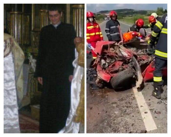 Persoana decedata pe DN 1F Satu Mare – Cluj Napoca a fost preot (Foto&video)